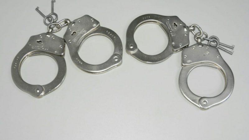Autores de crime em igreja no município de Lizarda são presos e polícia recupera objetos furtados