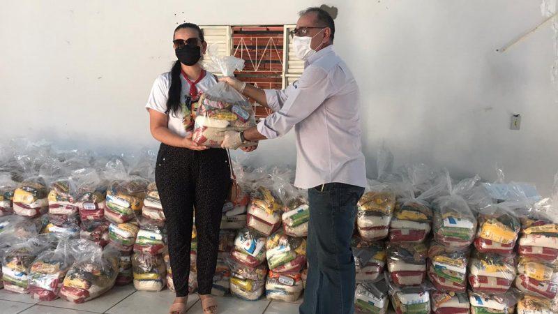 Deputado destina emenda para cestas básicas aos trabalhadores em crise no Tocantins