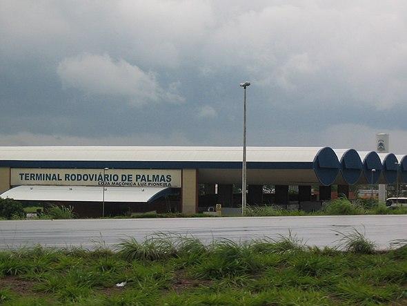 Barreira Sanitária atua na fiscalização e orientação de passageiros e funcionários da rodoviária de Palmas