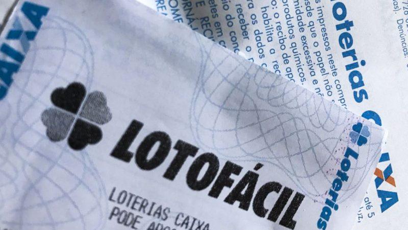 Lotofácil sorteia neste sábado prêmio especial de R$ 120 milhões