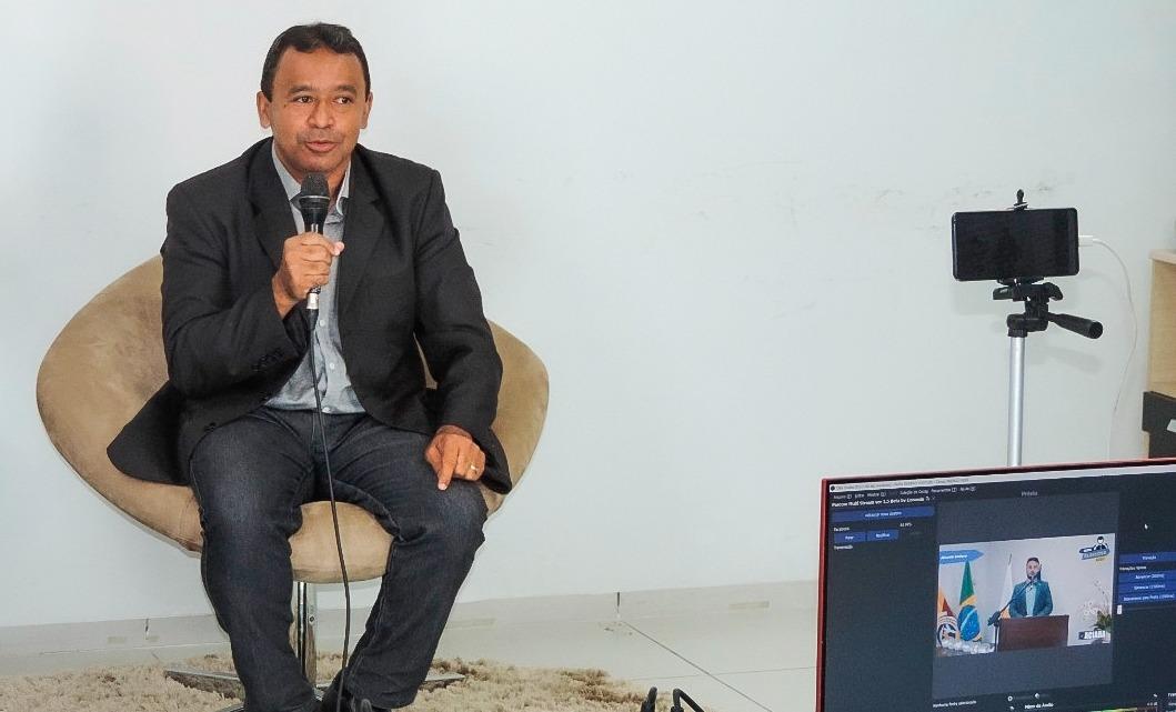 Elenil diz que vai reduzir burocracia para incentivar empreendedorismo e tornar Araguaína mais competitiva