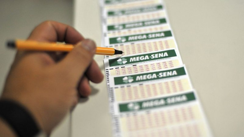 Mega-Sena sorteia prêmio de R$ 6,5 milhões nesta quarta-feira, 14