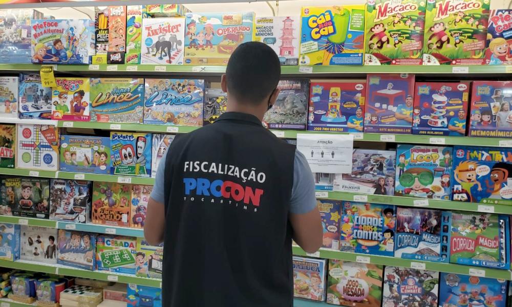 Procon Tocantins divulga ranking das 10 empresas mais reclamadas em 2020
