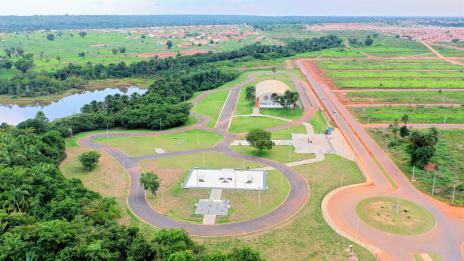 Complexo Poliesportivo Beira Lago será inaugurado em Araguaína nesta sexta, 18