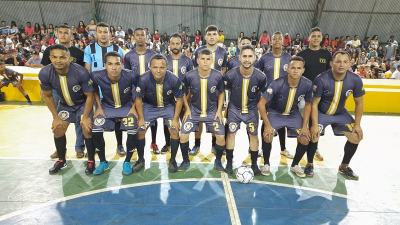 Equipe do Tocantínia é a campeã da 2ª Copa Lagoa de Futsal