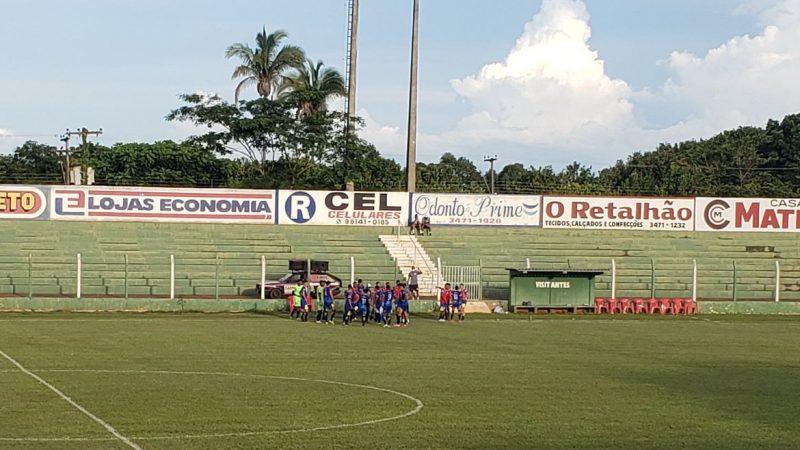 Tocantinópolis e Palmas abrem decisão do Tocantinense com empate