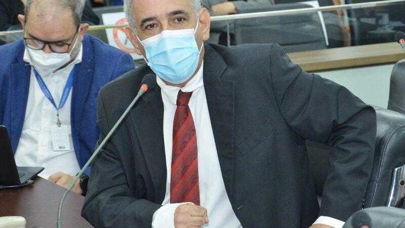 Em audiência da Saúde na Aleto, Zé Roberto Lula questiona sobre vacinação lenta no Tocantins