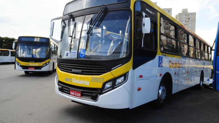 Projeto obriga a instalação de proteção acrílica para os motoristas do transporte coletivo de Goiânia