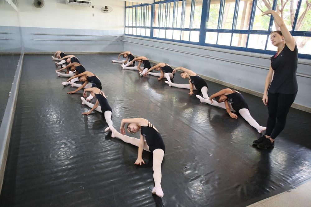 Balé Popular do Tocantins ganha novo formato e estudantes podem se rematricular até sexta, 14