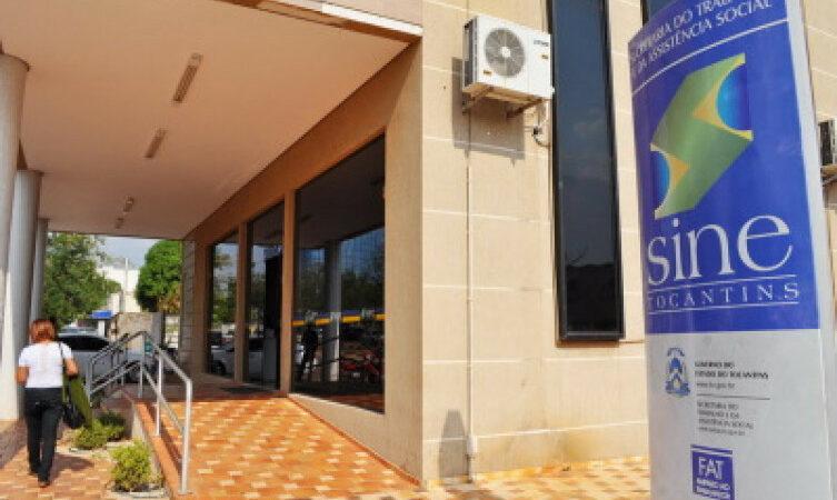 Sine Tocantins disponibiliza  391 vagas de emprego divididas por 9 municípios do estado
