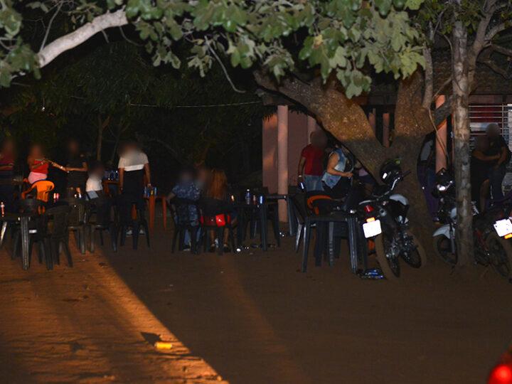 Em Palmas, fiscalização fecha dois clubes e interrompe festa no domingo, 13
