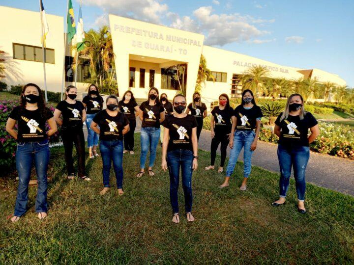 Professoras que terminaram o probatório em 2020 esperam evolução funcional em Guaraí