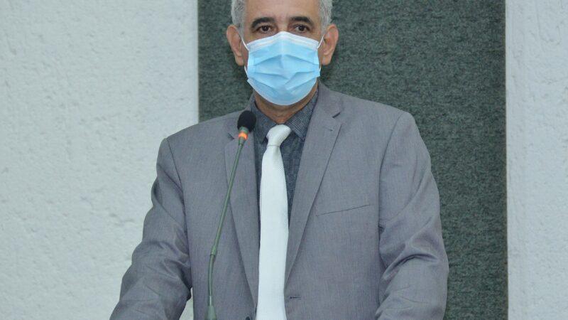 Deputado Zé Roberto Lula pede prioridade na vacina para servidores do Detran
